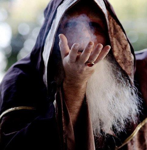Bí ẩn về thế giới phù thủy cổ đại