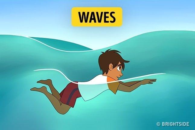 Bí kíp cần phải nắm rõ khi lênh đênh giữa biển khơi