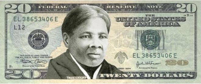 Bí mật chưa biết về người phụ nữ đầu tiên được in trên tờ 20 USD