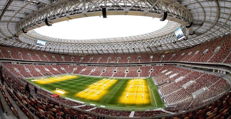 Bí mật ít người biết về sân vận động khai mạc World Cup 2018