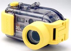 Bí quyết sử dụng máy ảnh dưới nước