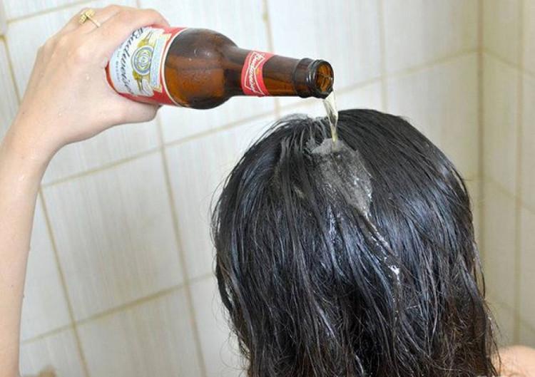 Bia có thực sự tốt cho tóc của bạn?