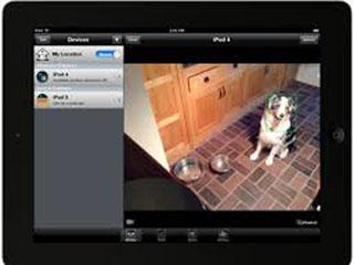 Biến iPhone thành camera an ninh