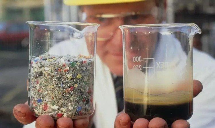 Biến nhựa thành xăng dầu: Giải pháp 2 trong 1 cho vấn đề chất thải nhựa