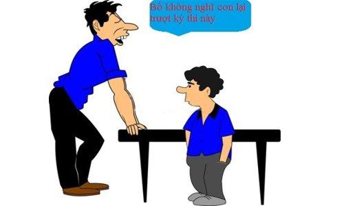 Bố buồn vì con có khả năng ngoại cảm
