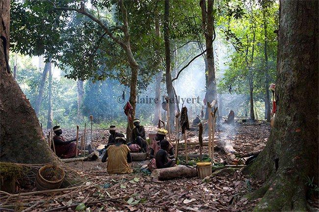 Bộ lạc sống biệt lập 55.000 năm trên quần đảo Ấn Độ Dương