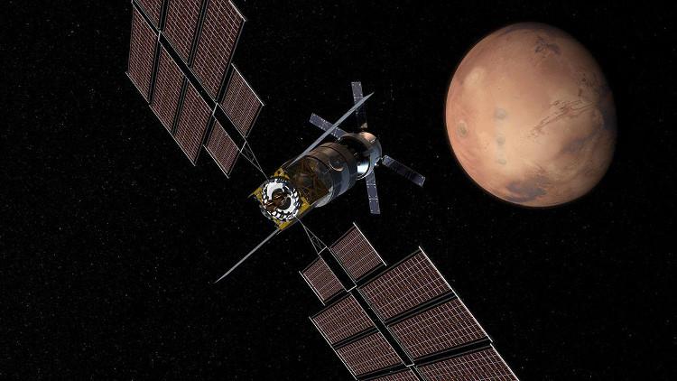 Boeing thiết kế trạm vũ trụ phục vụ đưa người đến sao Hỏa