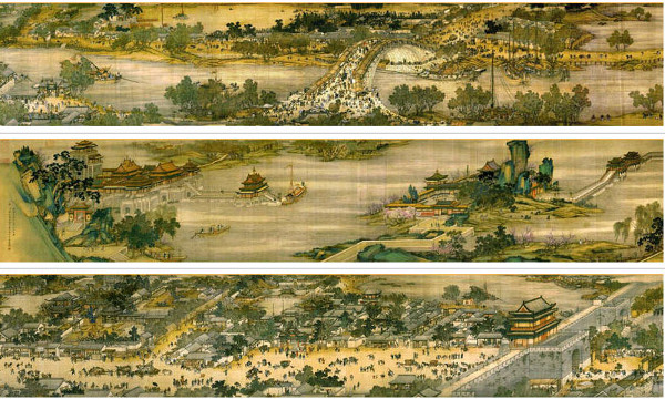 Bức tranh được mệnh danh Mona Lisa của Trung Quốc