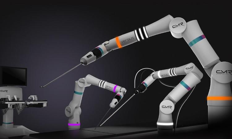 Các nhà khoa học Anh đã phát triển robot phẫu thuật nhỏ nhất thế giới
