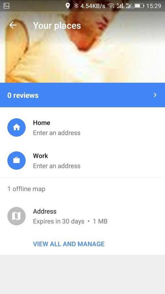 Cách dùng Google Maps ở nơi không có Internet