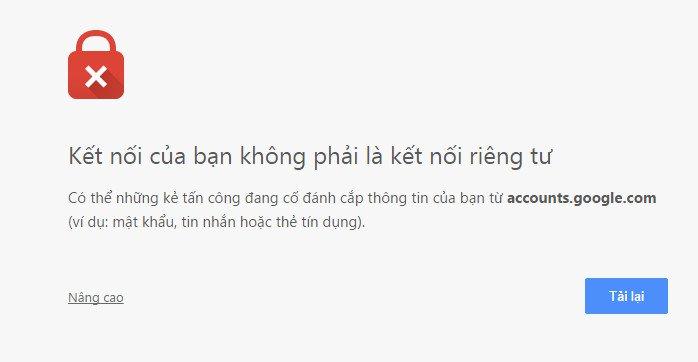 Cách khắc phục lỗi không truy cập được vào Gmail