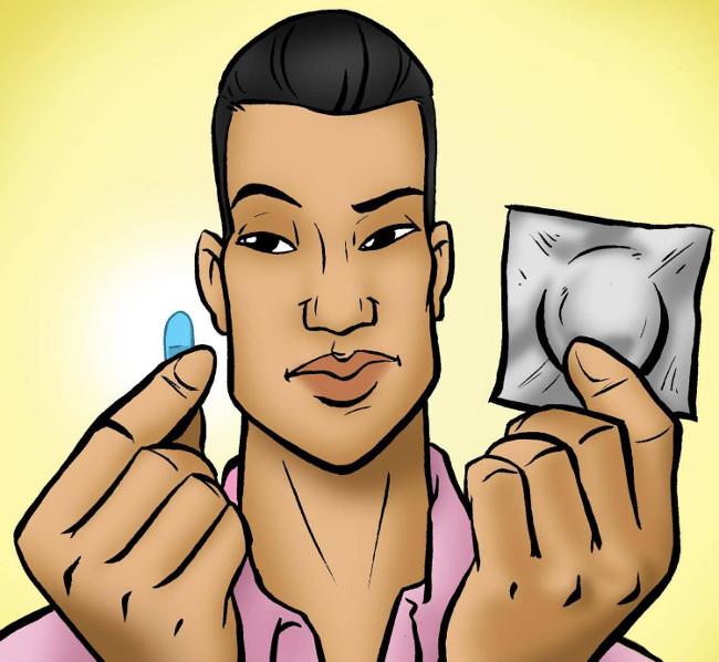 Cách ngừa HIV tiện lợi nhất cho người không thích dùng bao cao su