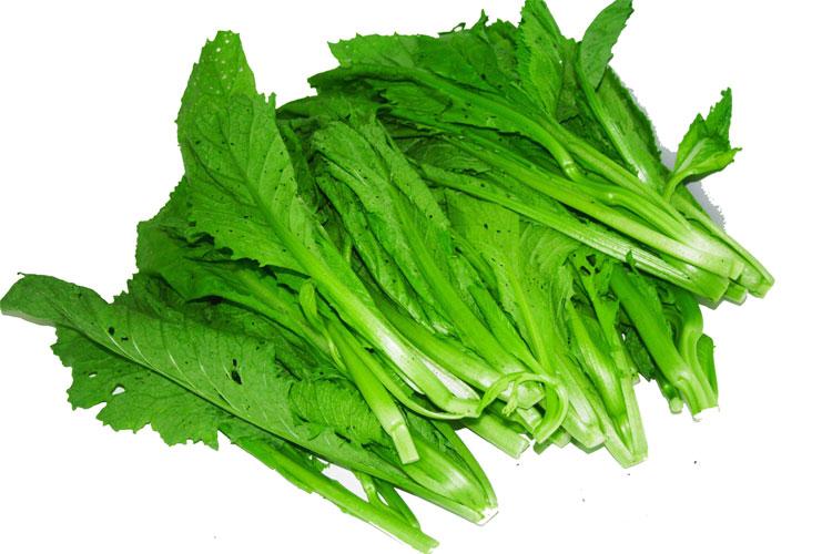 Cách nhận biết 5 loại rau hay bị phun hóa chất