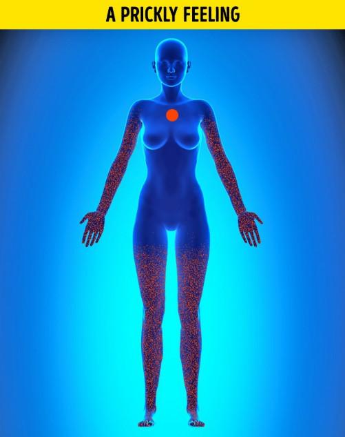 Cách nhận biết bạn lên cơn đau tim hay chỉ là hoảng loạn
