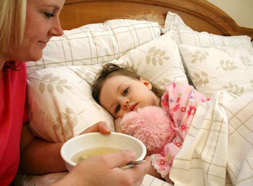 Cách nhận biết trẻ mắc bệnh sốt xuất huyết