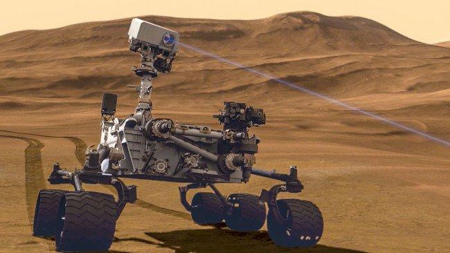 Cách xem họp báo gấp của NASA về một phát hiện rất lớn trên sao Hỏa đêm 7/6/2018 Online