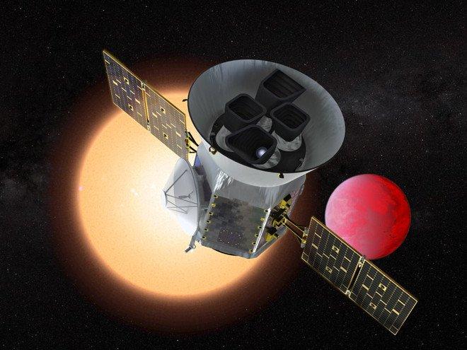 Cách xem trực tiếp quá trình SpaceX phóng vệ tinh TESS của NASA lên vũ trụ