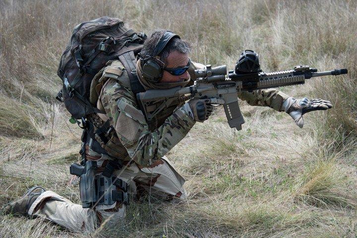 Cảm biến gắn trên đầu súng có thể xác định vị trí phát ra tiếng súng địch