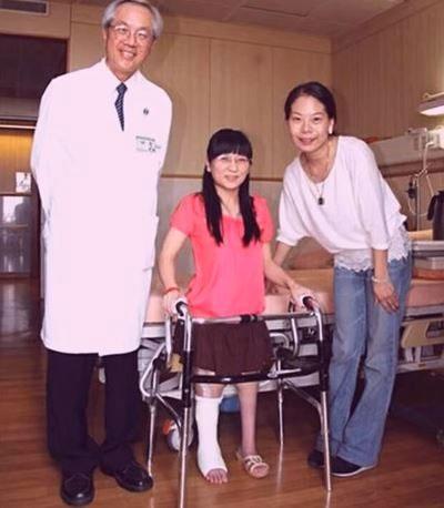 Căn bệnh khiến ít nhất 80.000 người trên Trái đất phải đi bằng 4 chân