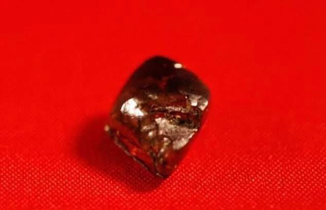 Cậu bé nhặt được viên kim cương hơn 7 cara khi đi dạo
