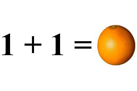 Câu trả lời cho Tại sao 1 + 1 = 2?