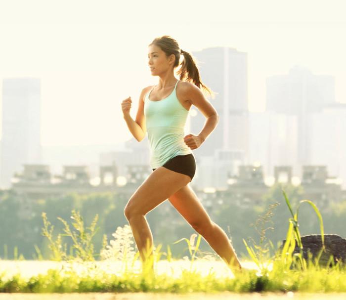 Chạy bộ tự nhiên mới là thứ tốt nhất cho cơ thể của bạn