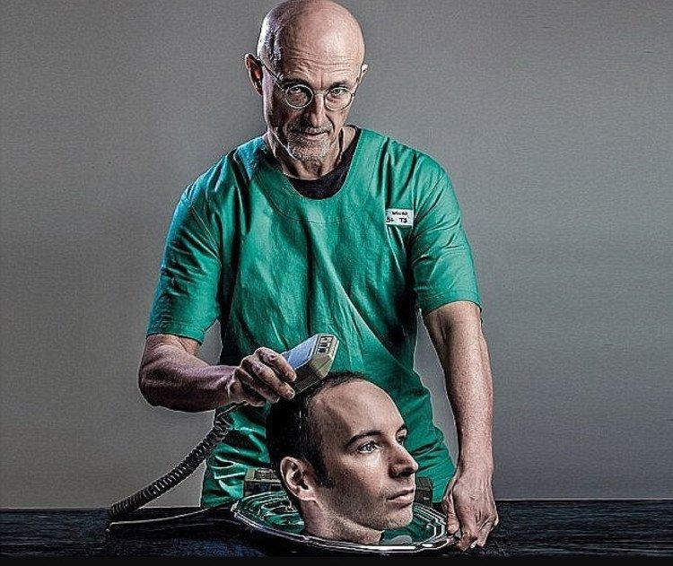 Chỉ hơn 3 tháng nữa, ca phẫu thuật ghép đầu người đầu tiên sẽ diễn ra