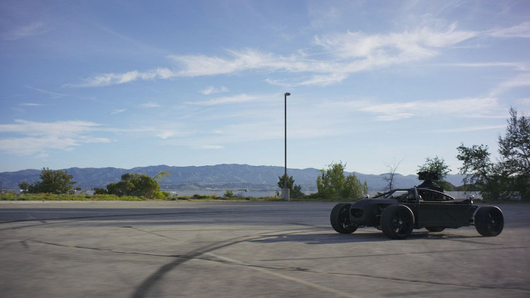 Chiếc xe đặc biệt này có thể biến hình thành bất kỳ chiếc xe nào khác
