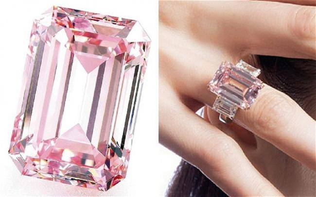 Chiêm ngưỡng 12 loại kim cương đắt giá nhất hành tinh