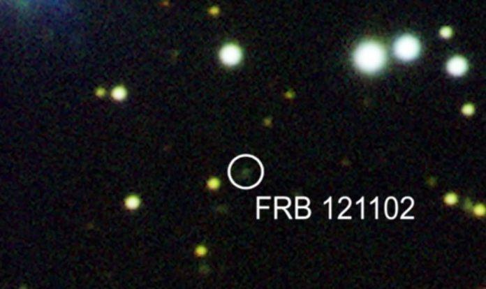 Chớp sóng vô tuyến bí ẩn có thể là dấu hiệu của người ngoài hành tinh
