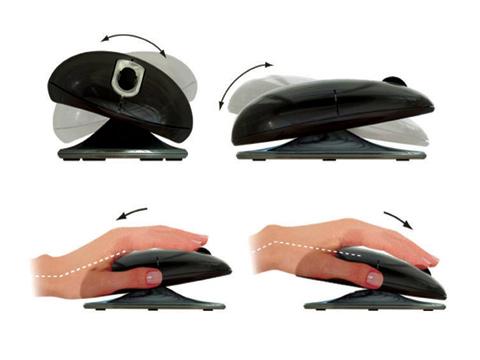 Chuột vi tính chống mỏi cổ tay
