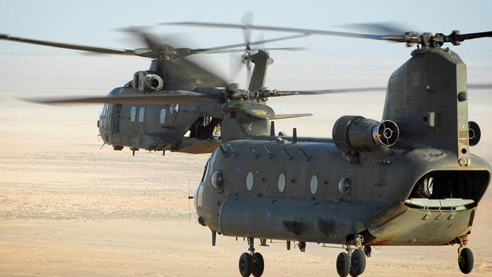 Chuyện gì xảy ra khi 1 chiếc trực thăng muốn bay nhưng không được bay?