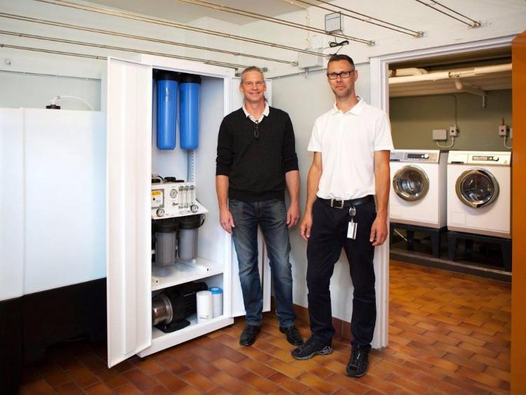 Công nghệ giúp giặt quần áo mà không cần bột giặt hay chất tẩy gì