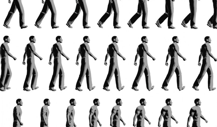 Công nghệ mới giúp nhận dạng con người qua dáng đi