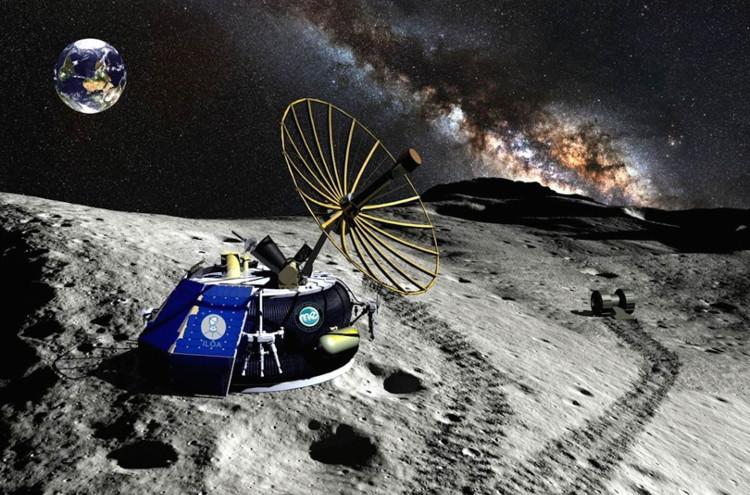 Công ty tư nhân đầu tiên sắp đổ bộ Mặt Trăng