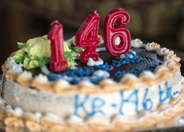 Cụ ông cao tuổi nhất thế giới tổ chức sinh nhật lần thứ 146