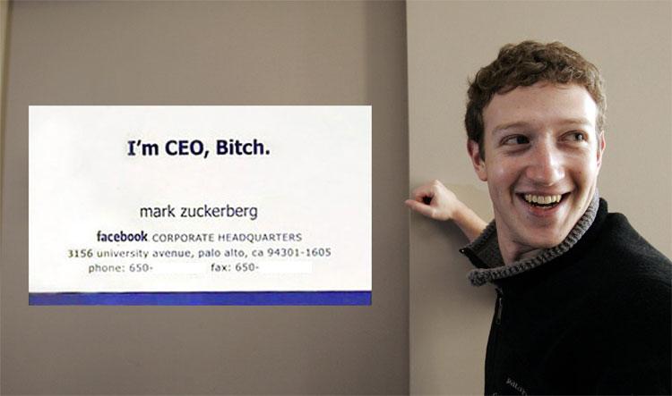 Cuộc đời và sự nghiệp của Mark Zuckerberg - ông chủ Facebook