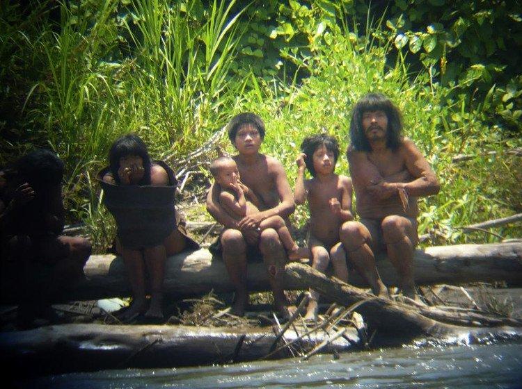 Cuộc sống nguyên thủy của các bộ tộc trong rừng Amazon