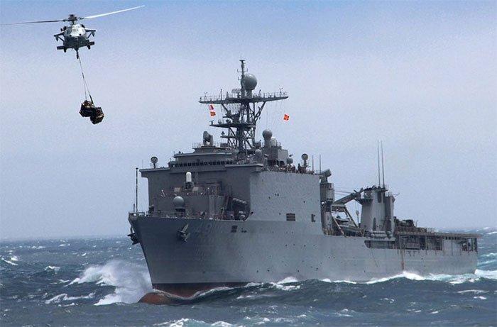 Dàn tàu chiến mặt nước không đối thủ của Hải quân Mỹ