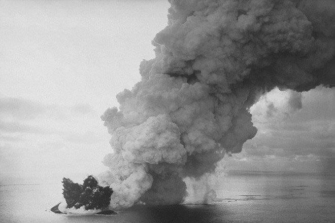 Đảo núi lửa Surtsey: Cấm địa kỳ bí của giới khoa học ngoài khơi Iceland