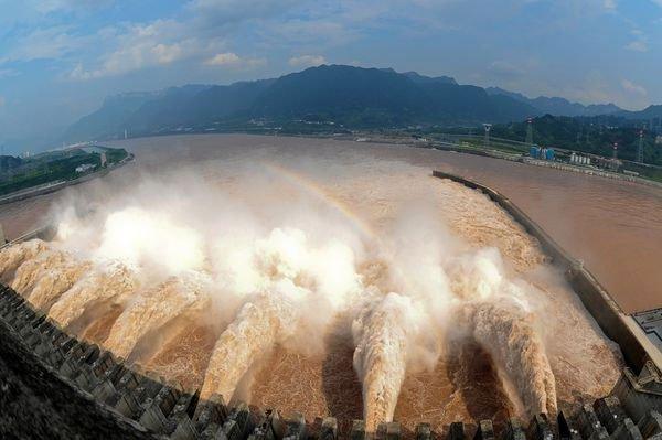 Đập lớn nhất Trung Quốc mạnh ngang 15 lò phản ứng hạt nhân