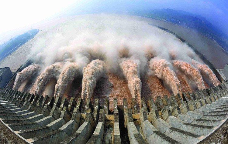 Đập thủy điện Trung Quốc làm Trái Đất quay chậm lại