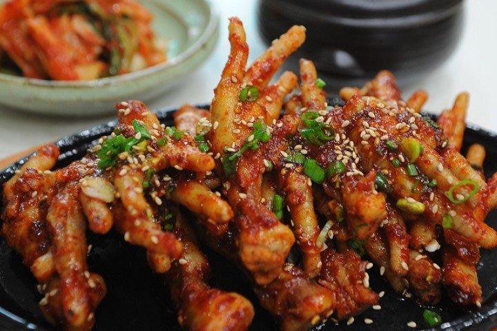 Đây là lý do vì sao ăn chân gà rất tốt cho sức khỏe