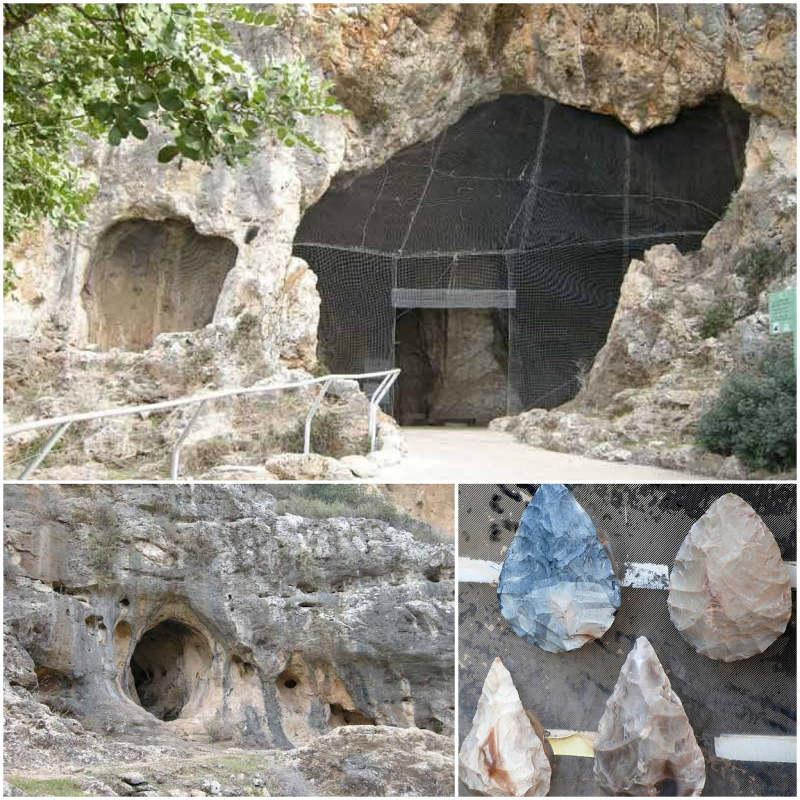 Di chỉ khảo cổ trên núi Lạc đà