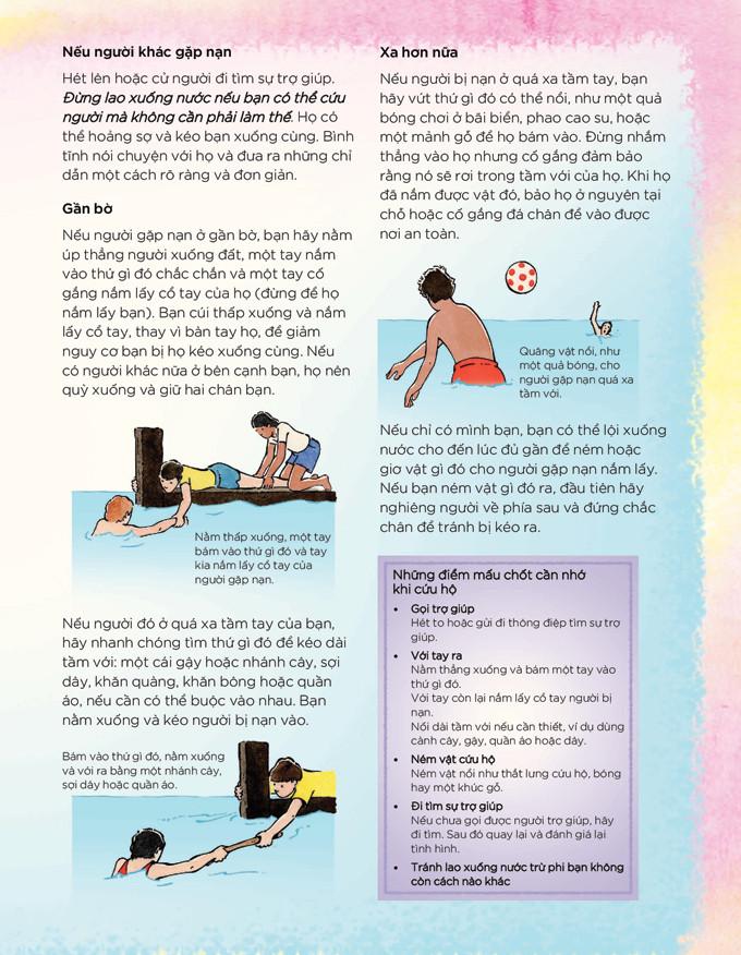 Điều cha mẹ cần dạy con sau những vụ trẻ gặp nạn khi bơi