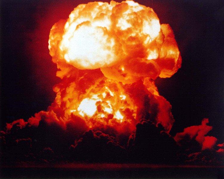 Điều gì sẽ xảy ra nếu tất cả bom hạt nhân trên thế giới khai hỏa cùng một lúc?
