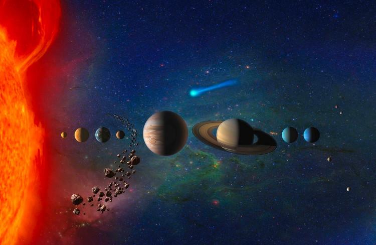 Định nghĩa mới có thể thêm 102 hành tinh vào hệ Mặt Trời