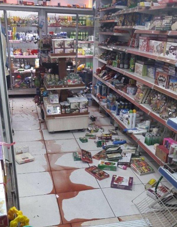 Động đất gây sóng thần ở Thổ Nhĩ Kỳ