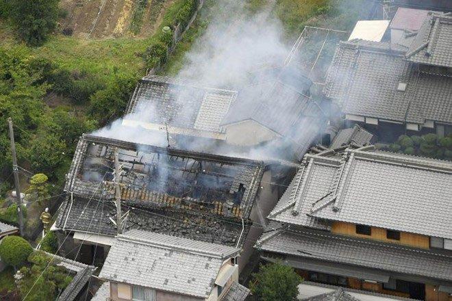 Động đất mạnh ở Osaka, ít nhất 3 người thiệt mạng