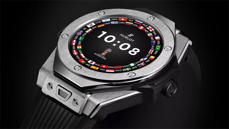 Đồng hồ thông minh dành cho trọng tài World Cup 2018 có gì đặc biệt?